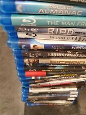Blu Ray Movie Collection Pick your own