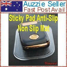 Powerful Silica Magic Sticky Pad Anti-Slip Non Slip Mat for Phone PDA mp3 in car