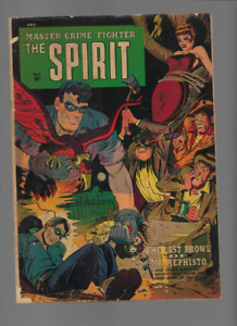 The Spirit #4 - Check out our other comic listings