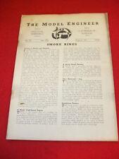 MODEL ENGINEER - Aug 4 1938 Vol 79 # 1943