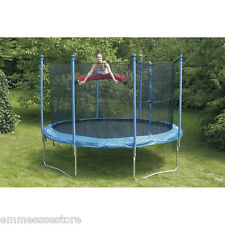 Trampolino Tappeto Elastico Salto Bambini Diametro 305 cm