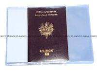 10 x Porte Protege PASSEPORT PASSPORT PROTECT COVER