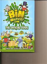 BIN WEEVILS.COM OFFICIAL GUIDE BOOK UNLOCK SECRET CODES
