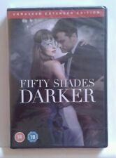 FIFTY SHADES DARKER DVD ***NEW & SEALED***