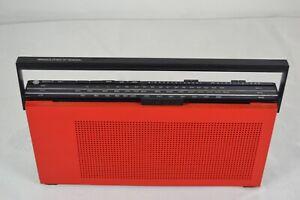 Bang & Olufsen - B&O - Beolit 707 Portable Radio - Red