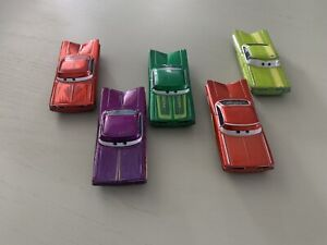 Disney Cars Diecast - Ramone Bundle X5 No Duplicates 1:55 - Combined Postage