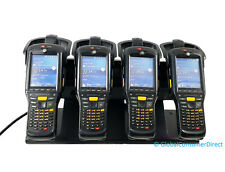 LOT of 4x Motorola Zebra MC9500-K MC9590-KD0DAC00100 Barcode Scanner WiFi WM6.5