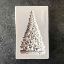 Christmas Tree Silicone Cake Mold Mould Fondant Molds Baking Decorating Tool 1x