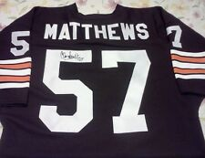 separation shoes c4885 a440b clay matthews cleveland browns throwback jersey