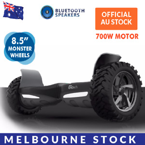 AhaTech Hoverboard Scooter Off Road Electric Balancing Hover Board Skateboard B