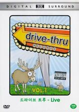 Drive-Thru Records Summer Invasion Tour 2002 Vol.1 DVD NEW *FAST SHIPPING*
