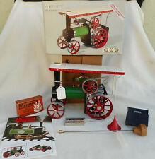 Mamod Steam Tractor TE1a New in Box