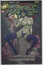 Zombie Tramp #35 Artist Variant B Fisher Cover Variant Action Lab SOLD OUT Rare