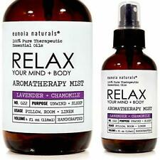RELAX, Lavender Pillow Mist, Lavender Chamomile, Lavender Pillow Spray, FREE 30
