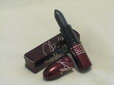 MAC 'Street Thing' Aaliyah Black Frost Lipstick - Gorgeous Limited Edition NIB