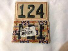 Boy Cub Scout Boy Scout 124 Uniform Numbers