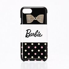 LEPLUS Barbie Design Ribbon Print Hard Case for iPhone 7 Dot pattern LP-BI7HSRB