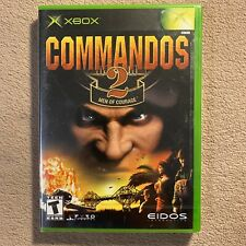 Commandos 2: Men of Courage (Microsoft Xbox, 2002) Brand New & Factory Sealed!