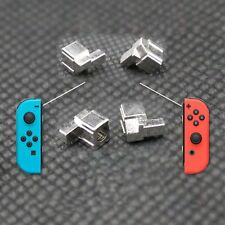 2 Sets Metal L+R Joy-Con Buckle Lock For Nintendo Switch NS Joy-Con Controller