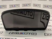 BMW E90 E91 DASHBOARD DISPLAY MONITOR SAT NAV SCREEN BILDSCHIRM 9179808 D2l1041