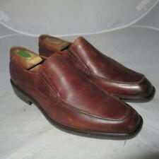 ECCO Windsor Apron Brown Loafers Shoes Yb50 Mens 42 US 8 $150