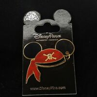 Mickey Mouse Ear Hat - Pirates of the Caribbean Disney Pin 47059