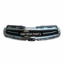 OEM Parts Front Radiator Upper Grille Chrome For GM Chevrolet Trax 2015