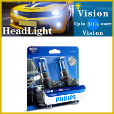 9005PRB2 2PCS Philips Headlights Lights Bulbs High Beam For 2003 Acura CL