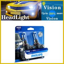 9005PRB2 2PCS Philips Headlights Lights Bulbs High Beam For 2003 Acura CL