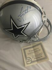 Troy Aikman Autographed Dallas Cowboys Full-Size Football Helmet w/Authenticity