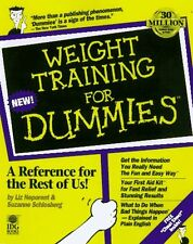 Weight Training For Dummies (For Dummies (Lifestyl