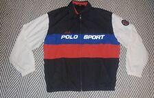 Vintage Ralph Lauren Polo Sport Jacket  Ski92 Pwing Stadium CP RL 92 Large l