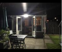 54 LED Bright Solar Light PIR Garden Outdoor Security Super Bright  1000 lumens