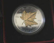 Canada 2008 Special Edition Proof $5 Silver - 100th Anniversary Coin