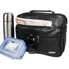 XL Neu Arbeitstasche Flugbegleiter Tasche Handgepäck Querformat Vespertasche