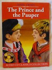 The Prince and The Pauper by Mark Twain an Audio Book on CD by Audio On CD