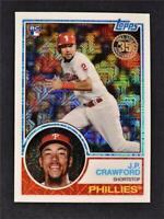 2018 Topps Baseball Silver Pack 1983 Chrome Base #41 J.P. Crawford