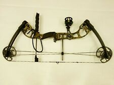 "G5 Quest Archery - Radical - 18"" - 30"" - RH 15# - 70# - Realtree  - Used"