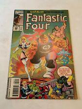 1994 Fantastic Four Vol 1 No 386 Marvel Direct Edition Comic Book