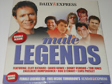Daily Express Music CD - Male Legends - Volume 1