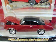 JOHNNY LIGHTNING - MUSCLE CARS 1970 - '70 BUICK SKYLARK GS (WHEELS) - 1/64