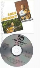 CD--SOUL JOURNEY--VITTORIO CHESSA