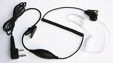 Earpiece Headset Mic 2 Pin for Kenwood HT-F6 TK2107/3107/3207/270/370/2100/270G