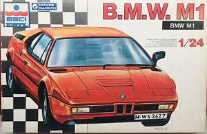 Esci Gunze Sangyo 1/24 BMW M1 Item GE 401