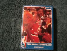 "1983 ""Sealed"" Star Co Basketball All Star Game Set"