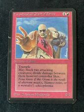 Magic the Gathering Two Headed Giant of Foriys VG/EX