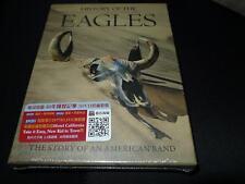 Eagles - history of the eagles -3dvd Box Set Collector's Edition HongKong Import