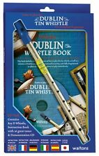Waltons Dublin Tin Whistle CD Pack - 08AWAL-1570