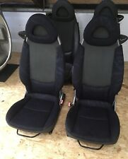 SMART FORTWO 450 PAIR OF SEATS  NICE CLEAN CONDITION