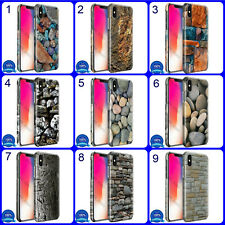 customizable 18 types colorful stones pattern iPhone Samsung Huawei case cover